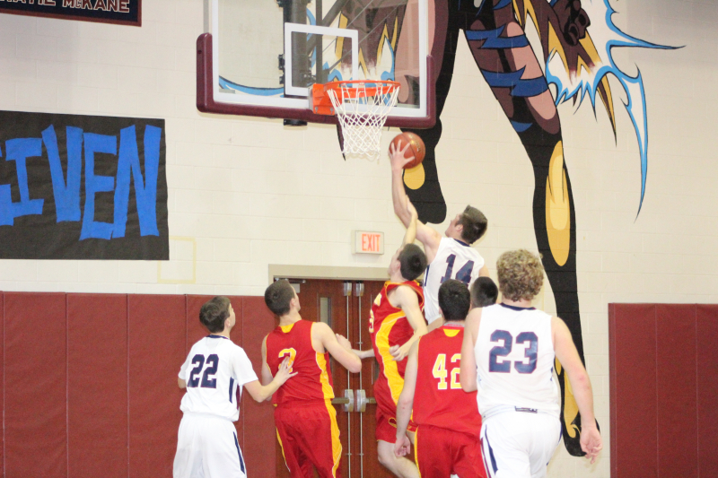 The View From Centercourt: Olean