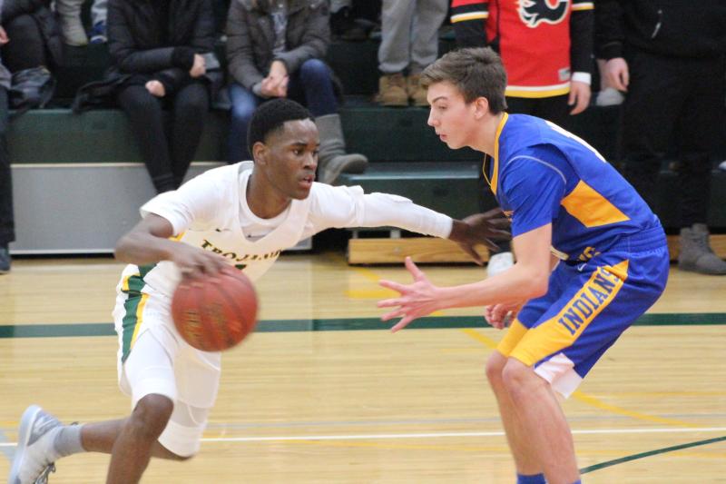 The View From Centercourt: West Seneca East